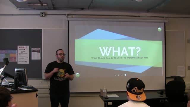 Josh Pollock: The WordPress REST API and The Evolution Of WordPress