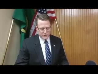 Public Servant; Servant to the People; not the government – Wash. State Rep. – Matt Shea Clip