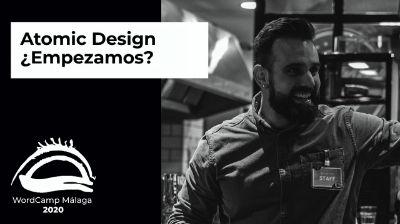Juan Serrano Galán: Atomic Design ¿Empezamos?