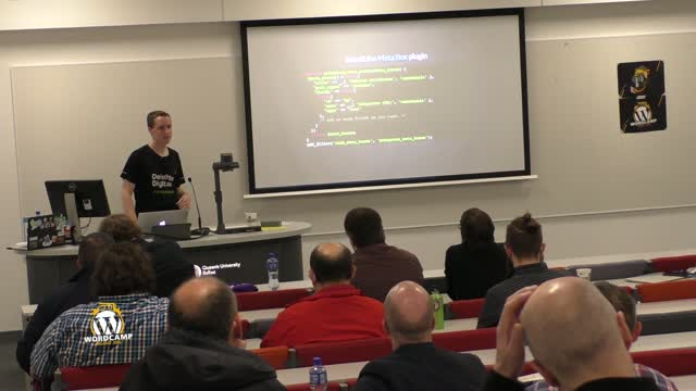 Michael Martin: WordPress Rest API - How To Build A Webapp