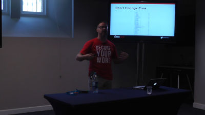 Adam Warner: 5 Steps To Personal And Website Security