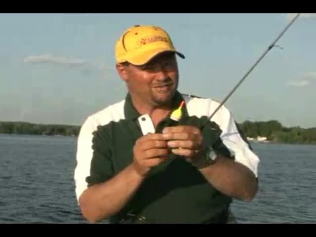 Walleye and bobbers wawang lake resort for Slip bobber fishing