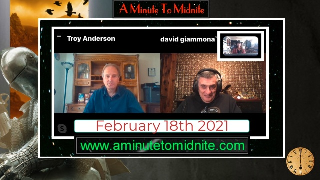 349- Troy Anderson and Col.David Giammona - Training Resource for Dark Days Ahead