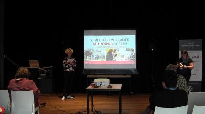 Wendy Weel, Kelly Eekhof: Alleen kun je heel hard rennen, maar samen kom je verder