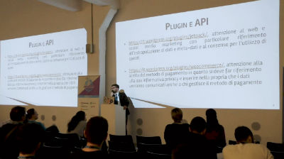 Alessandro Basile: Privacy e WordPress: a cosa stare attenti?