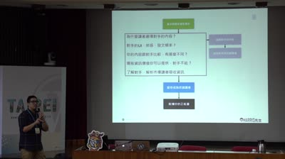林紘緯 / Harris: How to Grow Your Blog with SEO-based Strategy / 以 SEO 為導向,成為人氣知名部落客
