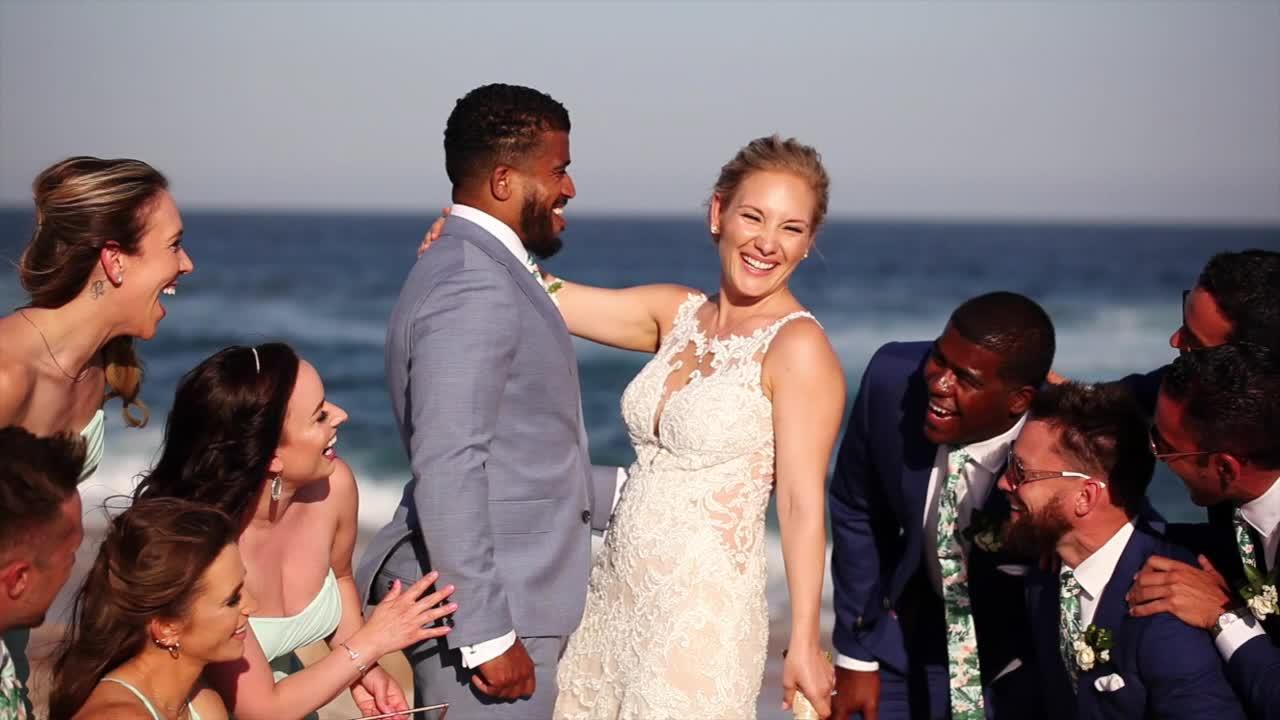 Merina + Carl Wedding Day