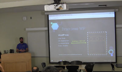 Ben Moore: Headless And Brainless WP