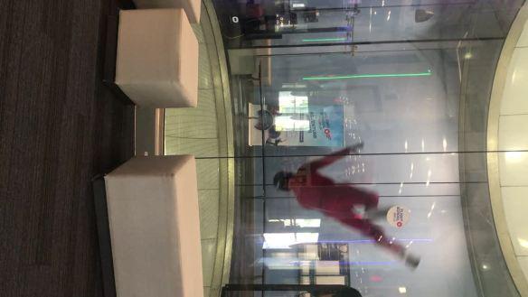 IFlew! Indoor Skydiving In Houston  | Adventures of an Afri