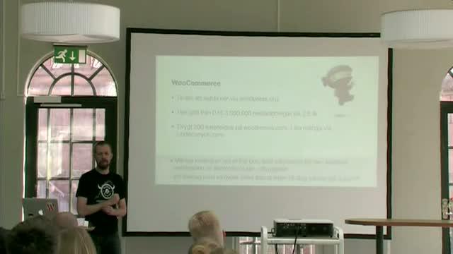 Niklas Högefjord: E-handel med WordPress