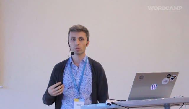 Дмитро Кондрюк: Самбо для WordPress