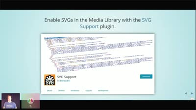 Russell Heimlich: WP SVG – Working with SVGs in WordPress