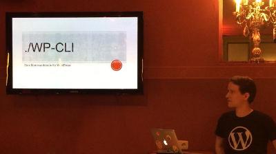 Bernhard Kau: WP-CLI - Eine Kommandozeile für WordPress