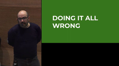 Enrico Battocchi: How I wrote a popular plugin doing it all wrong