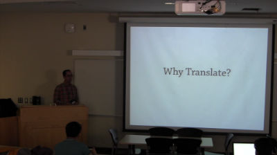 Brian Hogg: Preparing A Plugin For Translation