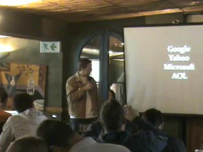 Matt Mullenweg Keynote: WordCamp South Africa 2008