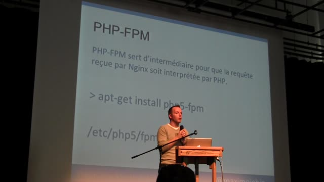 Maxime Jobin : Introduction à WordPress sous Nginx