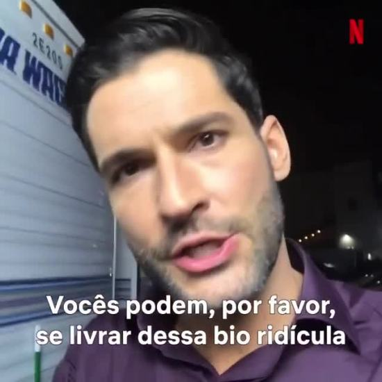 New Video Of Tom Ellis