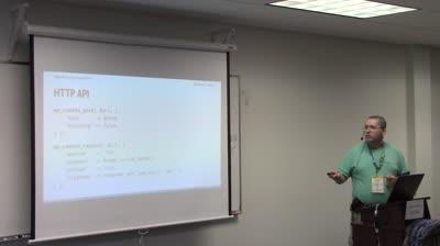 Jonathan Brinley: A Survey of WordPress PHP Api's Part 2