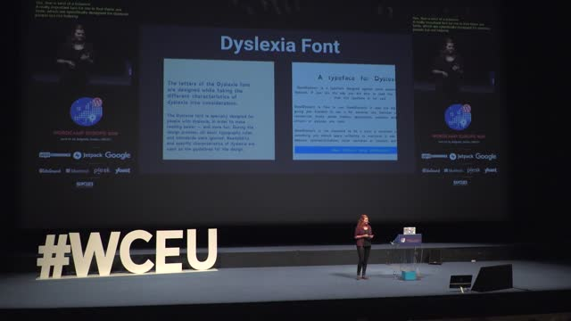 Maja Benke: Accessible Design