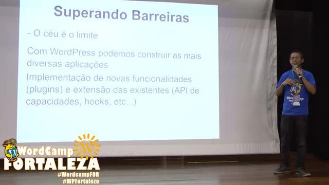 Tiago Pires: Superando Barreiras com o WordPress