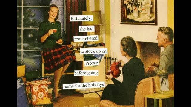 Music for a Dysfunctional Family Christmas | Beings Akin