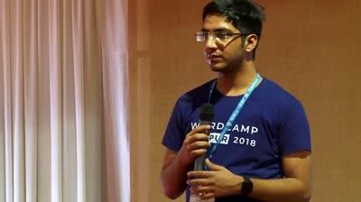 QnA WordCamp Kochi 2018