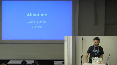 Jack Lenox: Building Themes with the WP REST API