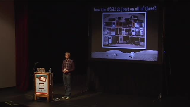 Brad Parbs: Intro to Responsive Design