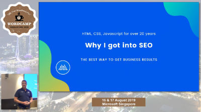 Matt Knighton: SEO for Business Results with WordPress