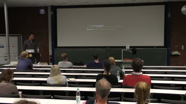 Konstantin Obenland: Lightning Talks – Seitentitel in WordPress