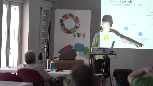 Oscar Fernández Herrero: Técnicas de conversión para negocios digitales basados en WordPress