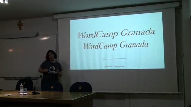 Ana Cirujano: Taller de fuentes variables para WordPress