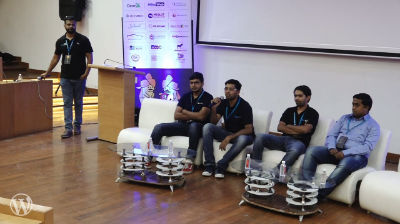 Ajay Nair, Keith Pinto, Chinmay Dingore, Ashish Kale, Deepak Kori: Panel Discussion – Every WordPress Hero needs a Solid Web Host