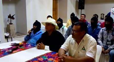 Levantan la voz comunidades indígenas por elecciones limpias