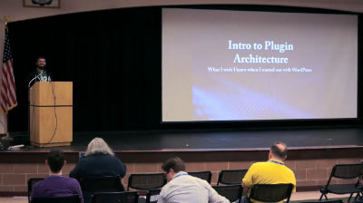 Rocco Tripaldi: Getting Started With Plugin Architecture