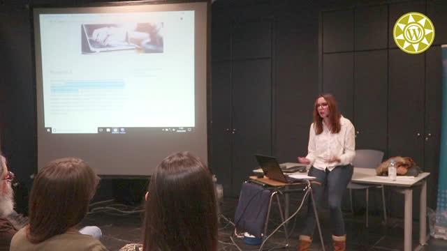 Sara Rijo García: Organiza el contenido de tu WordPress haciendo uso de los Custom Post Types