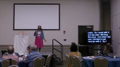 Javacia Harris Bowser: Boost Your Blog with Group Writing Challenges