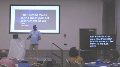 William Jackson: Use WordPress to Share Your Voice To Address Social Issues
