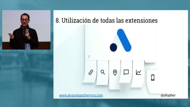 Álvaro López Herrera: Mis 10 trucos en Google Ads para arrasar con tus campañas
