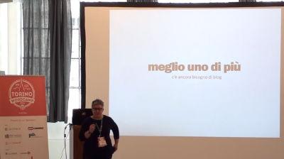 Daniela Scapoli: Meglio un blog in più di uno in meno – Come un blog ti mette in contatto con il (tuo) mondo