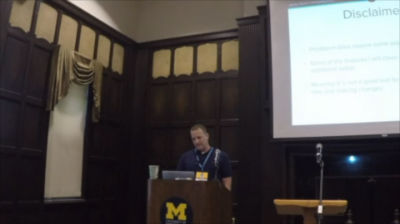Ann Arbor Videos - WordPress.tv