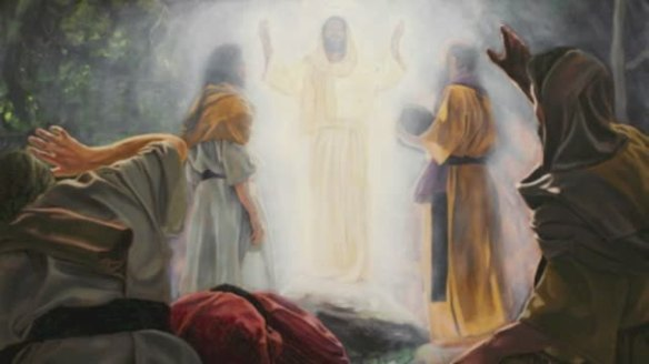 Image result for transfiguration luke
