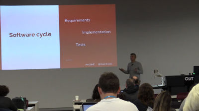 Vladimir Roudakov: Testing any day: guide to end to end test driven WordPress projects