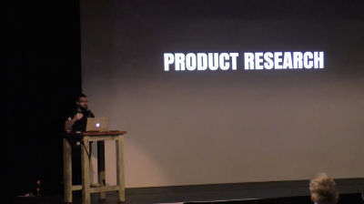 Franz Vitulli: Product as a mindset
