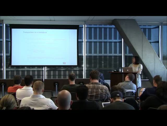 Helen Hou-Sandi: Maintaining a Beautiful WordPress Admin UI