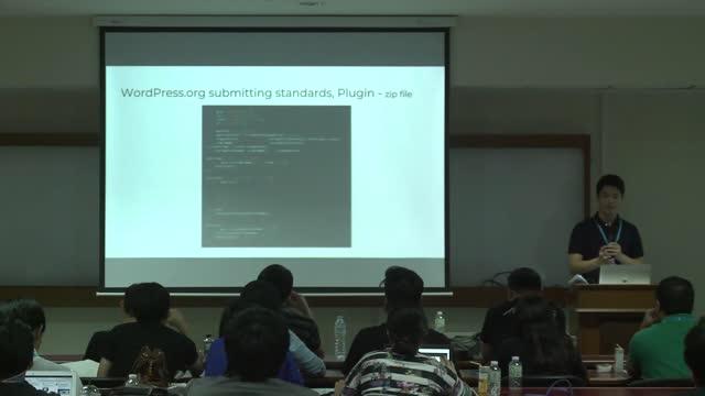 Nathachai Thongniran: แนวทางการพัฒนาและอัพขึ้น WordPress.org ใน 3 วัน