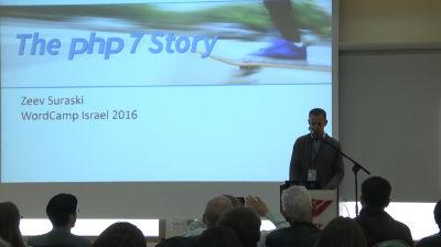 Zeev Suraski: The PHP 7 Story
