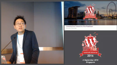 Alvin Lim: Powering Your Content Site: Why WordPress?