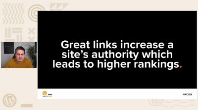 James Brockbank: How to use PR tactics to build better links and supercharge your SEO strategy